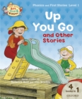 Read with Biff, Chip and Kipper Phonics & First Stories: Level 1: Up You Go and Other Stories - eBook