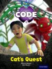 Project X Code: Bugtastic Cat's Quest - Book