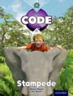 Project X Code: Jungle Stampede - Book