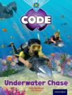 Project X Code: Shark Underwater Chase - Book