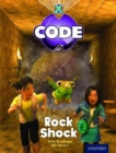 Project X Code: Pyramid Peril Rock Shock - Book