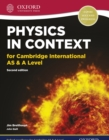 Physics in Context for Cambridge International AS & A Level - eBook