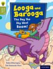 Oxford Reading Tree Story Sparks: Oxford Level 7: Looga and Barooga: The Day the Sky Went Boom! - Book