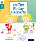Oxford Reading Tree Story Sparks: Oxford Level  9: The Two Finlay Herberts - Book