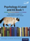 Psychology A Level and AS Book 1: The Complete Companion Student Book for WJEC Eduqas - eBook