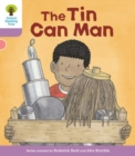 Oxford Reading Tree Biff, Chip and Kipper Stories Decode and Develop: Level 1+: The Tin Can Man - Book