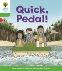 Oxford Reading Tree Biff, Chip and Kipper Stories Decode and Develop: Level 2: Quick, Pedal! - Book