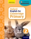 Oxford English for Cambridge Primary Student Book 2 - Book