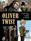Project X Origins Graphic Texts: Dark Red+ Book Band, Oxford Level 20: Oliver Twist - Book