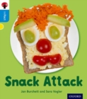 Oxford Reading Tree inFact: Oxford Level 3: Snack Attack - Book