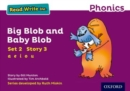 Read Write Inc. Phonics: Purple Set 2 Storybook 3 Big Blob and Baby Blob - Book
