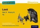 Read Write Inc. Phonics: Yellow Set 5 Storybook 6 Lost - Book