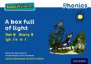 Read Write Inc. Phonics: Blue Set 6 Storybook 9 A Box Full of Light - Book
