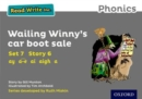 Read Write Inc. Phonics: Grey Set 7 Storybook 6 Wailing Winny's Car Boot Sale - Book
