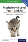 Psychology A Level Year 1 and AS: The Mini Companion for AQA - eBook