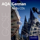 AQA GCSE German: Audio CD Pack - Book