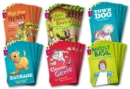 Oxford Reading Tree All Stars: Oxford Level 10: Pack 2 (Class pack of 36) - Book