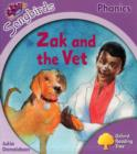 Oxford Reading Tree Songbirds Phonics: Level 1+: Zak and the Vet - Book