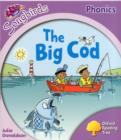 Oxford Reading Tree: Level 1+: More Songbirds Phonics : The Big Cod - Book