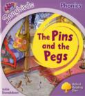 Oxford Reading Tree: Level 1+: More Songbirds Phonics : The Pins and the Pegs - Book