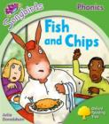 Oxford Reading Tree Songbirds Phonics: Level 2: Fish and Chips - Book