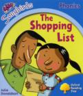 Oxford Reading Tree Songbirds Phonics: Level 3: The Shopping List - Book