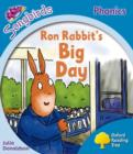 Oxford Reading Tree: Level 3: More Songbirds Phonics : Ron Rabbit's Big Day - Book
