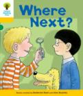 Oxford Reading Tree: Decode and Develop More A Level 5 : Where Next? - Book