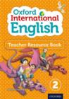 Oxford International English Teacher Resource Book 2 - Book