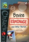 Oxford Reading Tree TreeTops Chucklers: Level 19: Bovine Espionage and Other Stories - Book