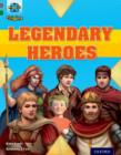 Project X Origins: Grey Book Band, Oxford Level 12: Myths and Legends: Tiger's Legendary Heroes - Book
