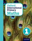 Oxford International Primary Maths 1 - Book
