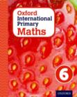 Oxford International Primary Maths 6 - Book