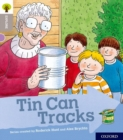 Oxford Reading Tree Explore with Biff, Chip and Kipper: Oxford Level 1: Tin Can Tracks - Book