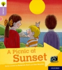 Oxford Reading Tree Explore with Biff, Chip and Kipper: Oxford Level 1+: A Picnic at Sunset - Book
