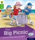 Oxford Reading Tree Explore with Biff, Chip and Kipper: Oxford Level 2: The Big Picnic - Book
