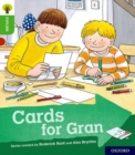 Oxford Reading Tree Explore with Biff, Chip and Kipper: Oxford Level 2: Cards for Gran - Book