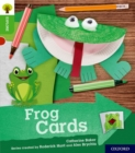 Oxford Reading Tree Explore with Biff, Chip and Kipper: Oxford Level 2: Frog Cards - Book
