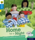 Oxford Reading Tree Explore with Biff, Chip and Kipper: Oxford Level 3: Home for a Night - Book