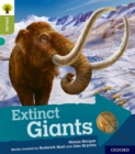 Oxford Reading Tree Explore with Biff, Chip and Kipper: Oxford Level 7: Extinct Giants - Book