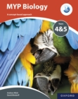 MYP Biology Years 4 & 5 : A concept-based approach - eBook