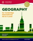 Geography for Cambridge International AS & A Level - Book