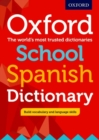 Oxford School Spanish Dictionary - Book