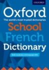 Oxford School French Dictionary - Book