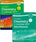 Complete Chemistry for Cambridge IGCSE (R) Student Book and Workbook Pack - Book