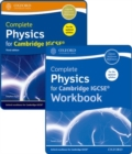 Complete Physics for Cambridge IGCSE (R) Student Book and Workbook Pack - Book
