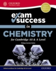 Exam Success in Chemistry for Cambridge AS & A Level - Book