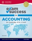 Exam Success in Accounting for Cambridge AS & A Level - Book