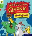 Oxford Reading Tree Story Sparks: Oxford Level 2: Detective Quack and the Missing Nut - Book