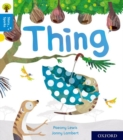 Oxford Reading Tree Story Sparks: Oxford Level 3: Thing - Book